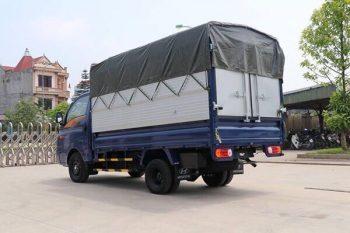 Hyundai Newporter 150 Thùng mui phủ bạt