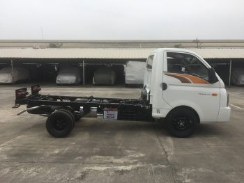 Hyundai New Porter 150 Thùng Cabin Chassis